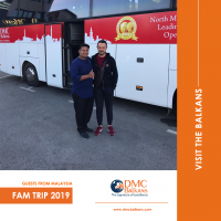 FAM TOUR 2019 - Partners from Malaysia