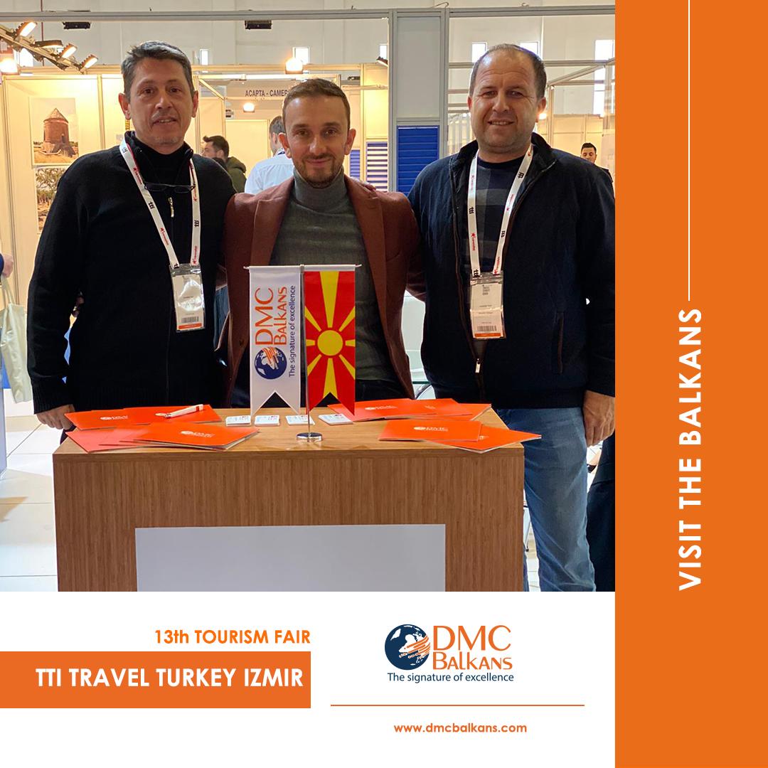 TURKEY İZMİR Tourism Fair 2019