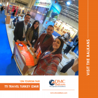TURKEY İZMİR Tourism Fair 2019
