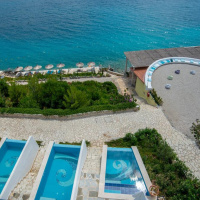 Stone Beach ****- Himare, Albania