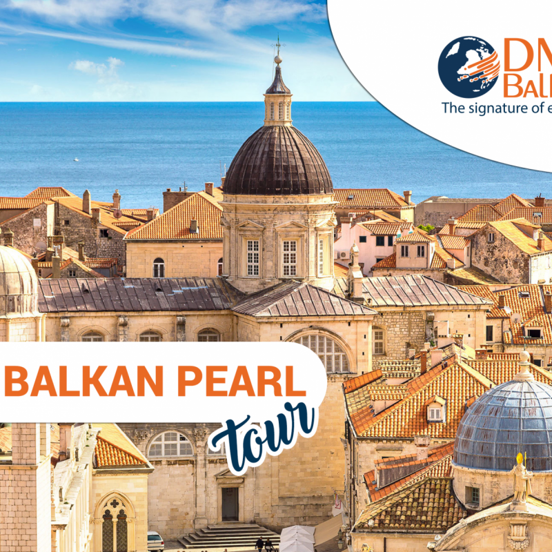 The Balkan Pearl Tour