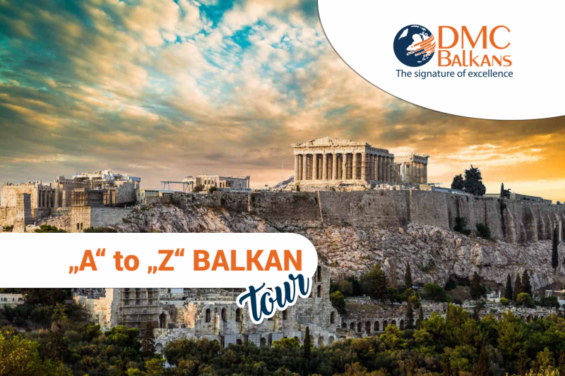 """A"" to ""Z"" Balkan Tour"
