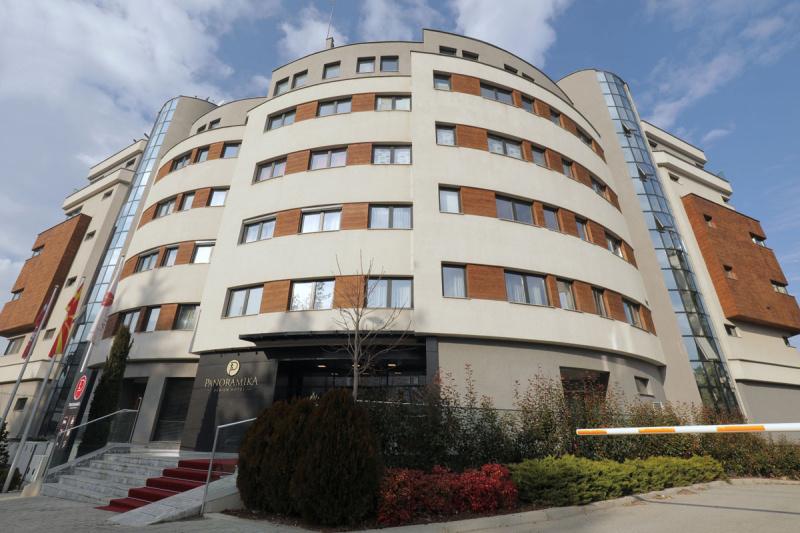 Hotel Panoramika Design & SPA **** Skopje