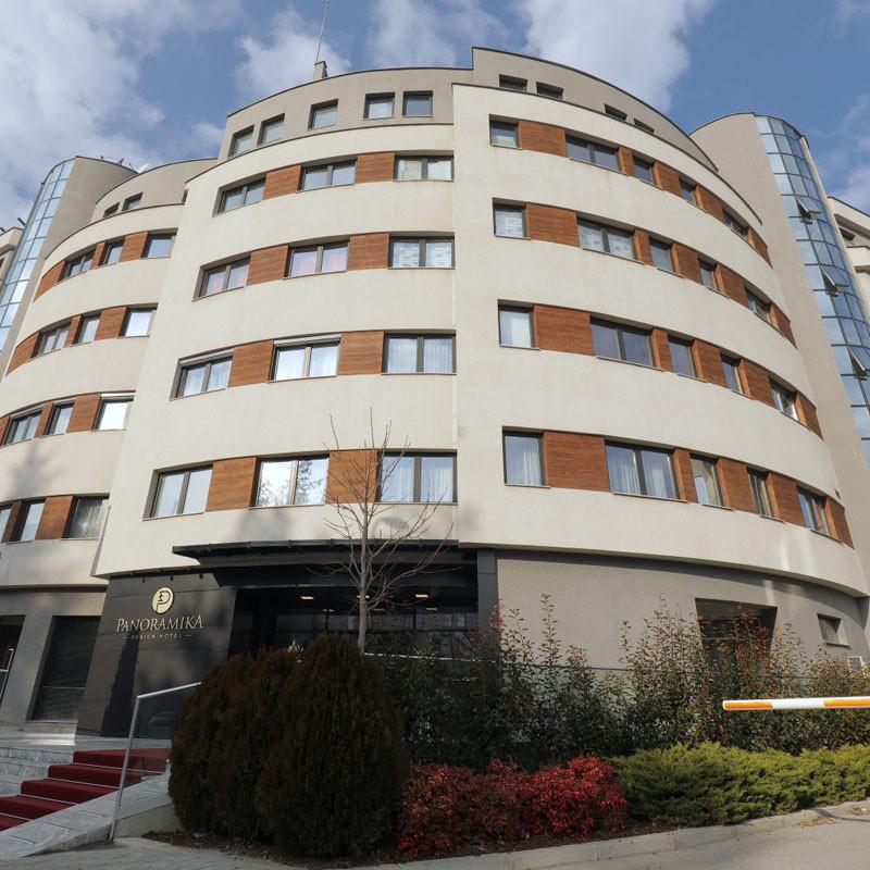 Hotel Panoramika Design & SPA 4* - Skopje
