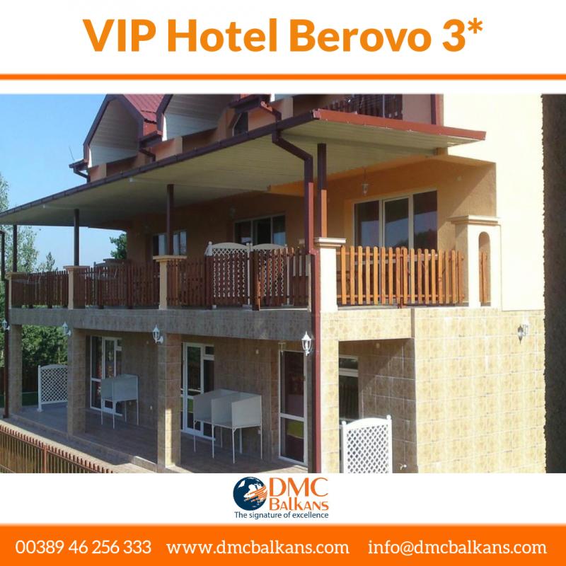 VIP Hotel Berovo - Apartments - 3 *