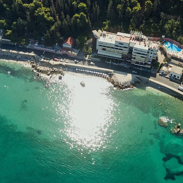 Hotel New York  4 * - Vlore