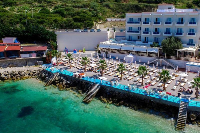 Coral Hotel & Resort **** - Rhadime, Valona Albania