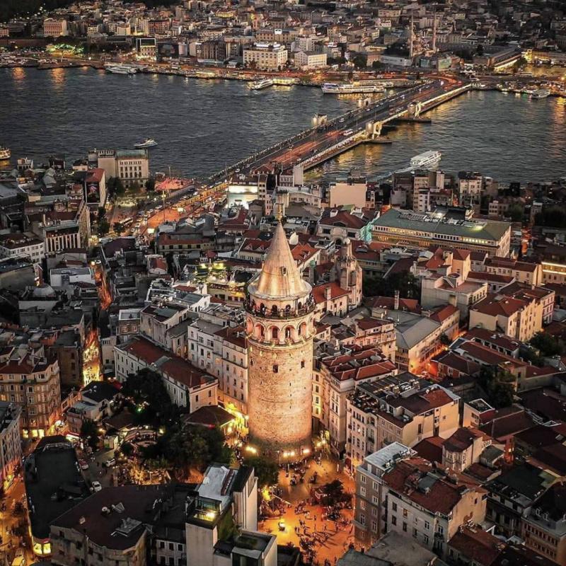6 дена уникатно патување од Истанбул до Кападокија