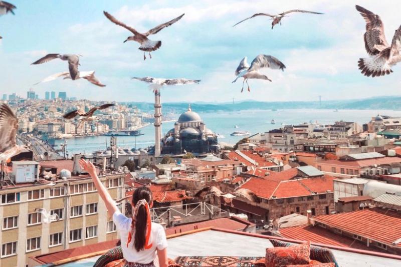 2 ноќевања Истанбул - Врвен Истанбул!