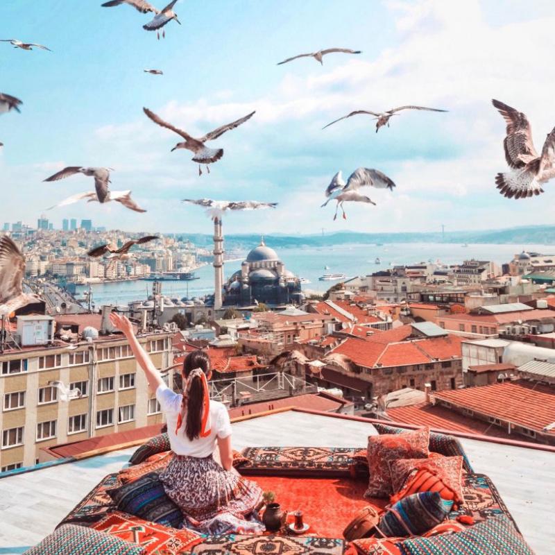 2 ноќевање - Врвен Истанбул!