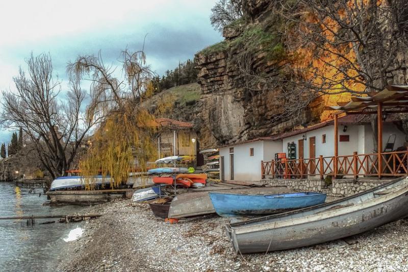 Otobüsle Boydan Boya Balkanlar İzmir Çıkışlı