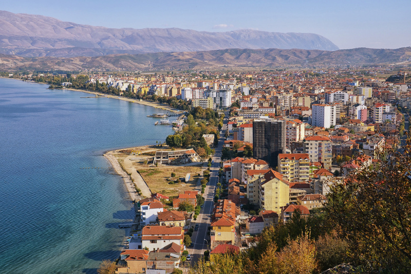 Ohrid Lake and traditional part of Albania, Round Trip 5 Days