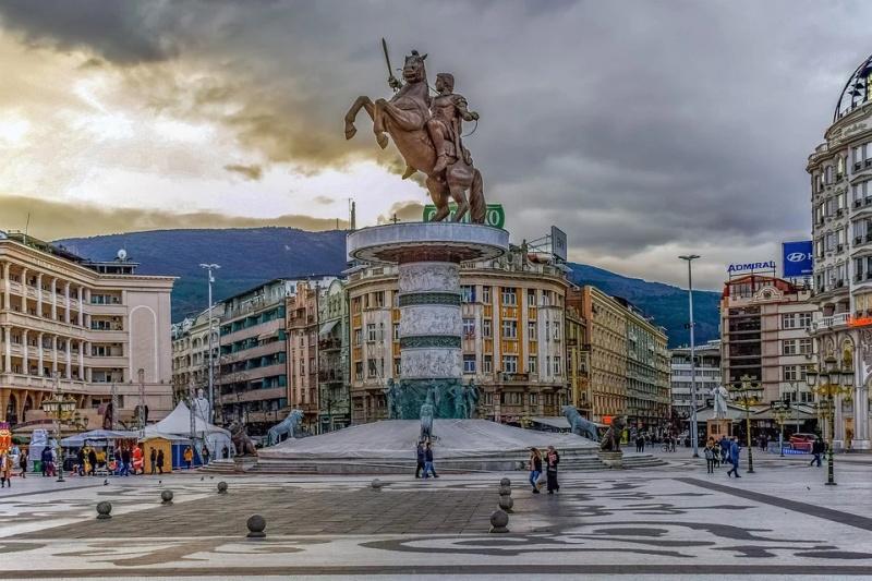 Skopje walking tour & Ohrid relaxing tour, Roun Trip 3 Days