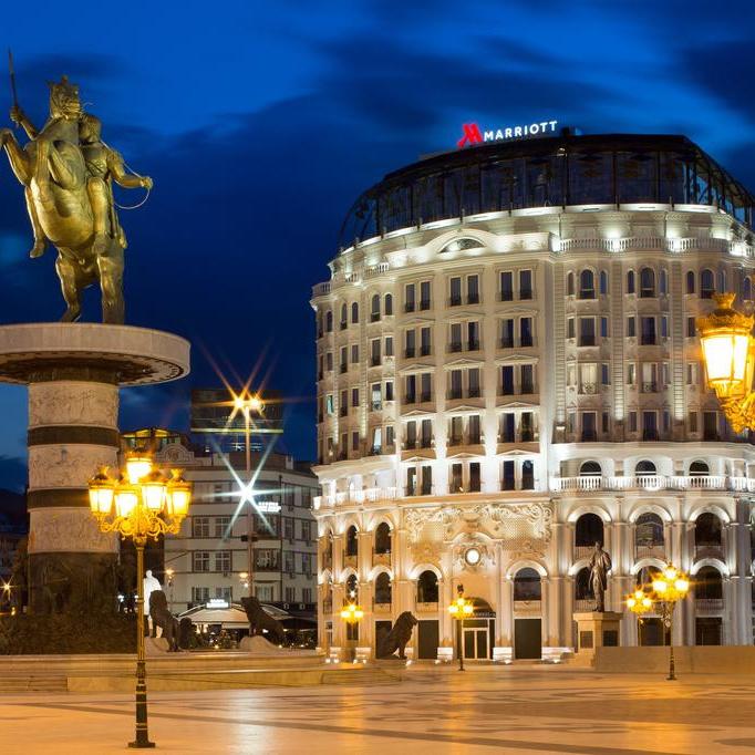 Hotel Marriott 5* - Skopje