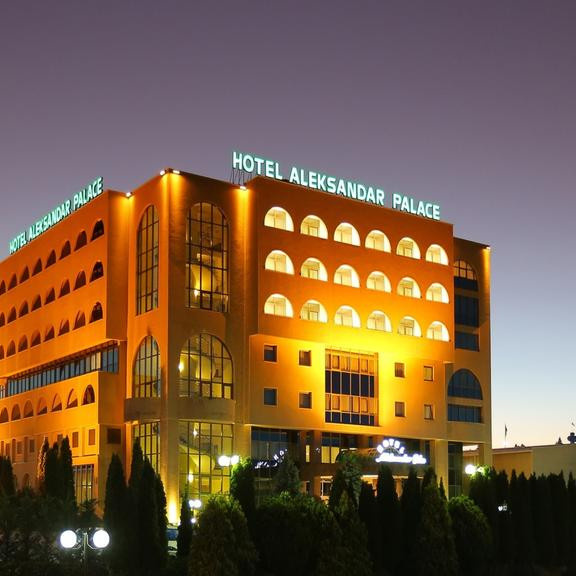 Aleksandar Palace 5* - Skopje