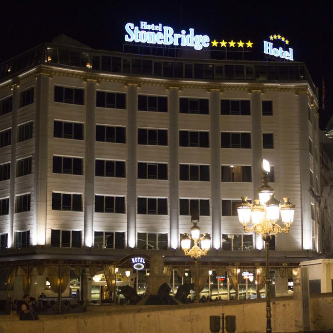 Hotel Stone Bridge 5* - Skopje