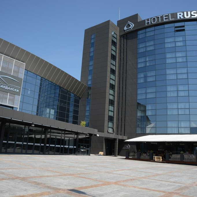 Russia Hotel & SPA 4* - Skopje