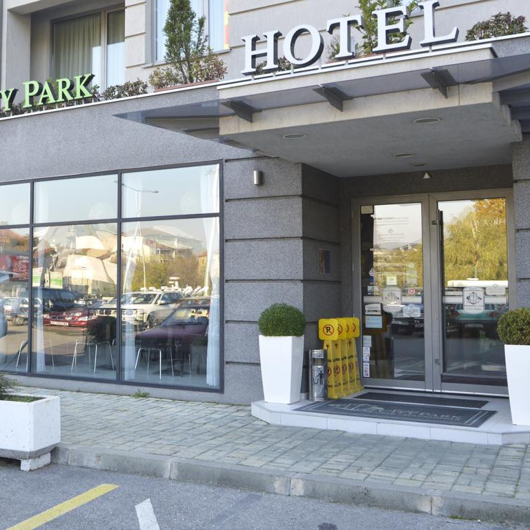 Hotel City Park 4* - Skopje