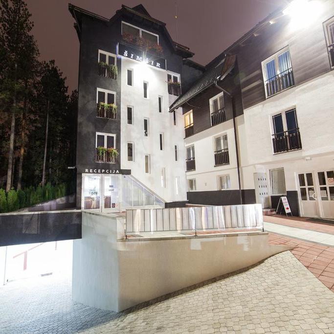 Hotel Shimshir 3* - Zlatibor