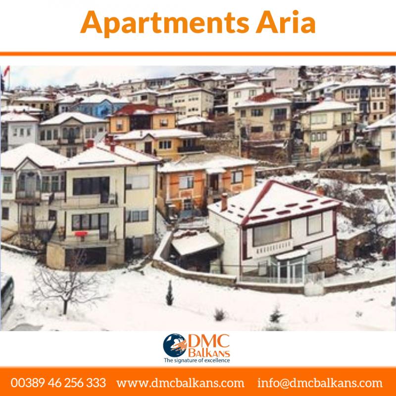Apartments Aria - Krushevo
