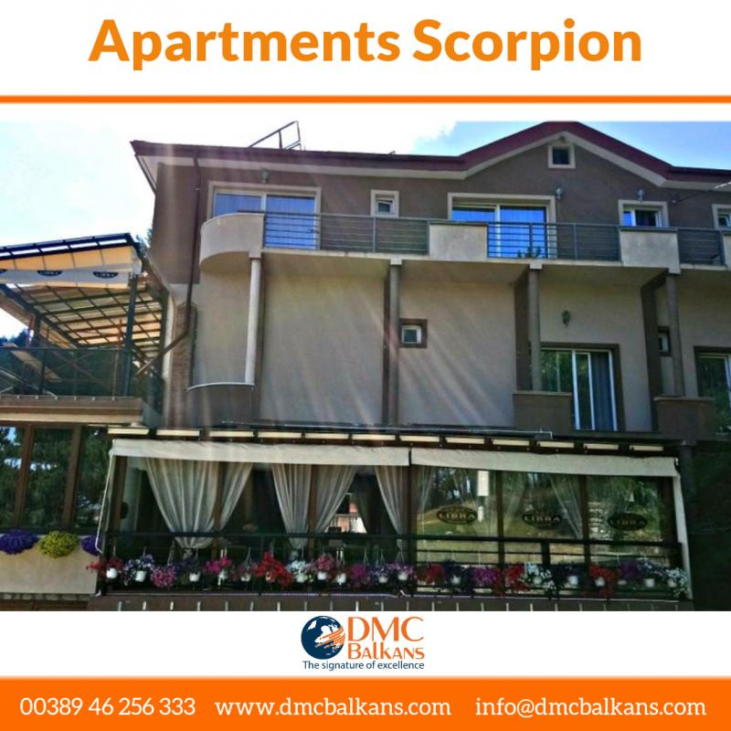 Apartmani Scorpion , Krushevo