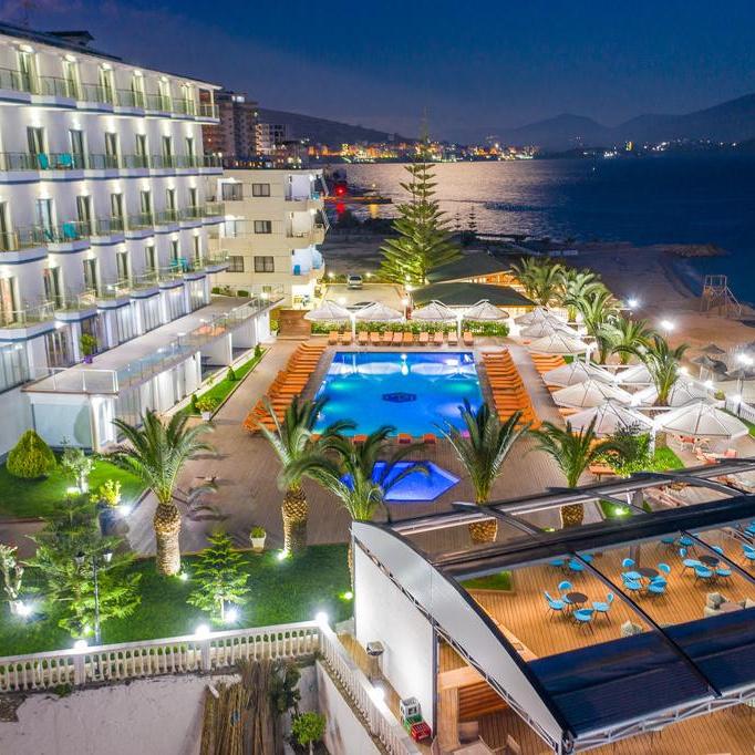 Hotel Saranda Palace 4*