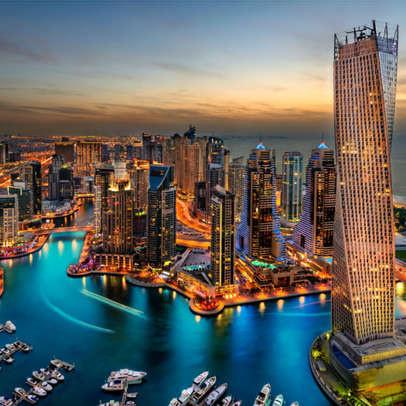 Дубаи од Белград