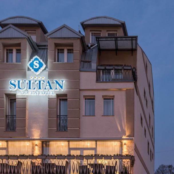 Hotel Sultan Modern 4* - Skopje