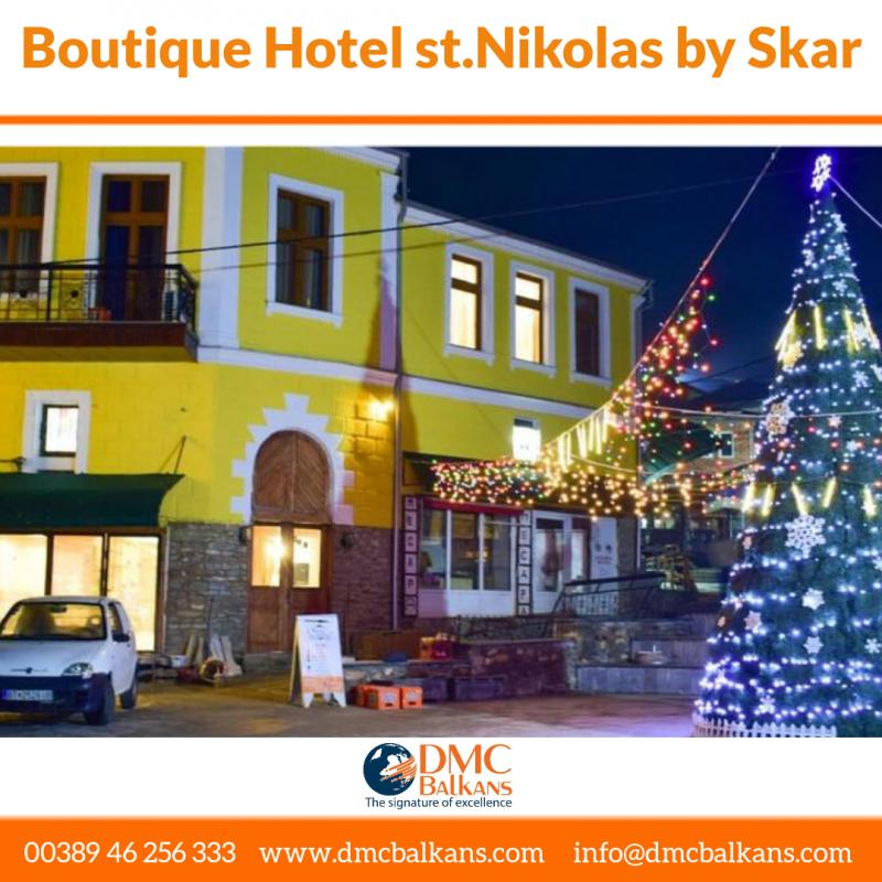 Boutique Hotel St Nikolas by Skar , Krushevo