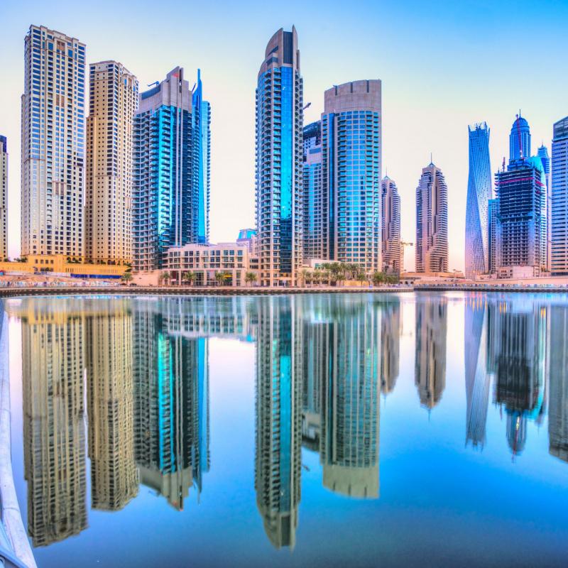 Општи информации за Дубаи