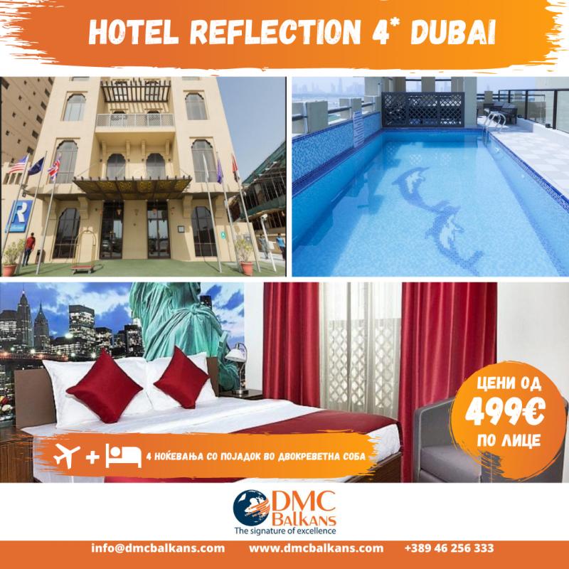 Hotel Reflections 4* - Dubai