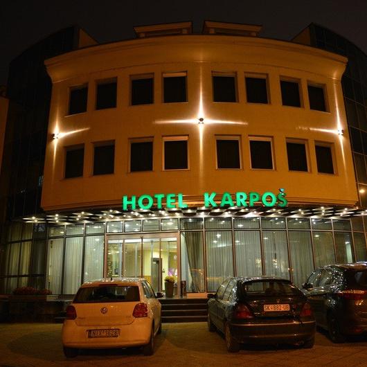 Hotel Karpos 4* - Skopje
