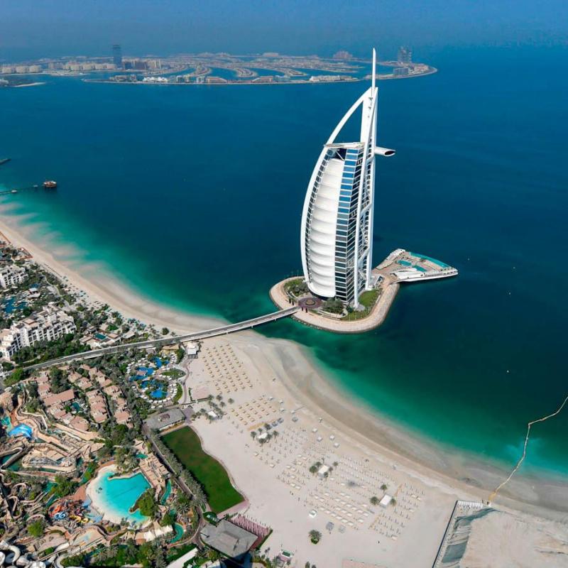 Информации за влез во Дубаи