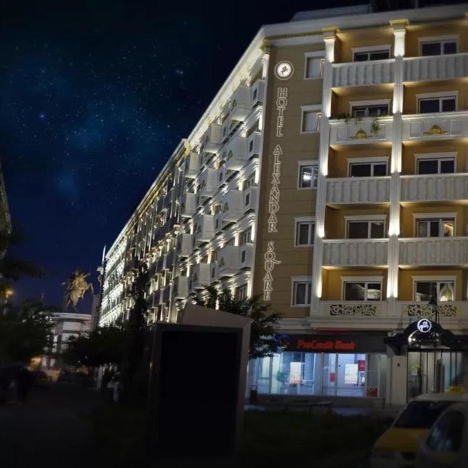 Hotel Alexandar Square 4* - Skopje