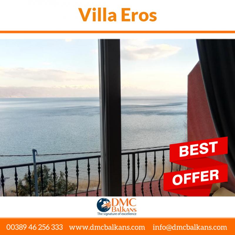 Villa Eros - Elen Kamen