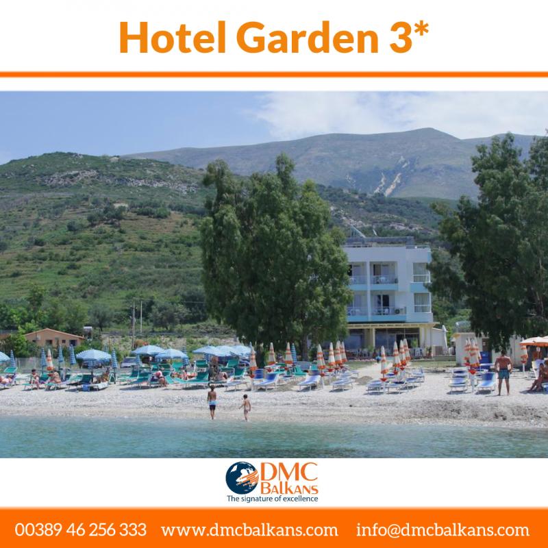 Hotel Garden 3* - Vlore, Albania