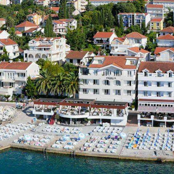 Perla Hotel 4*- Herceg Novi