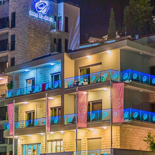 Hotel Butua Residence 4* - Budva