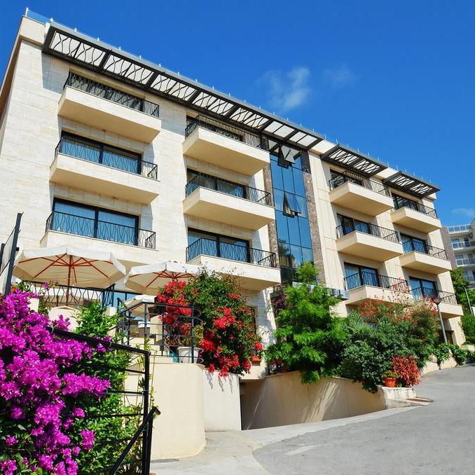 Hotel HEC Residence 4* - Budva