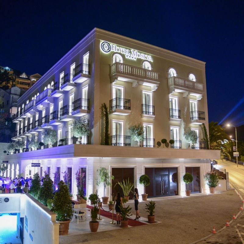 Hotel Moskva 4* - Budva