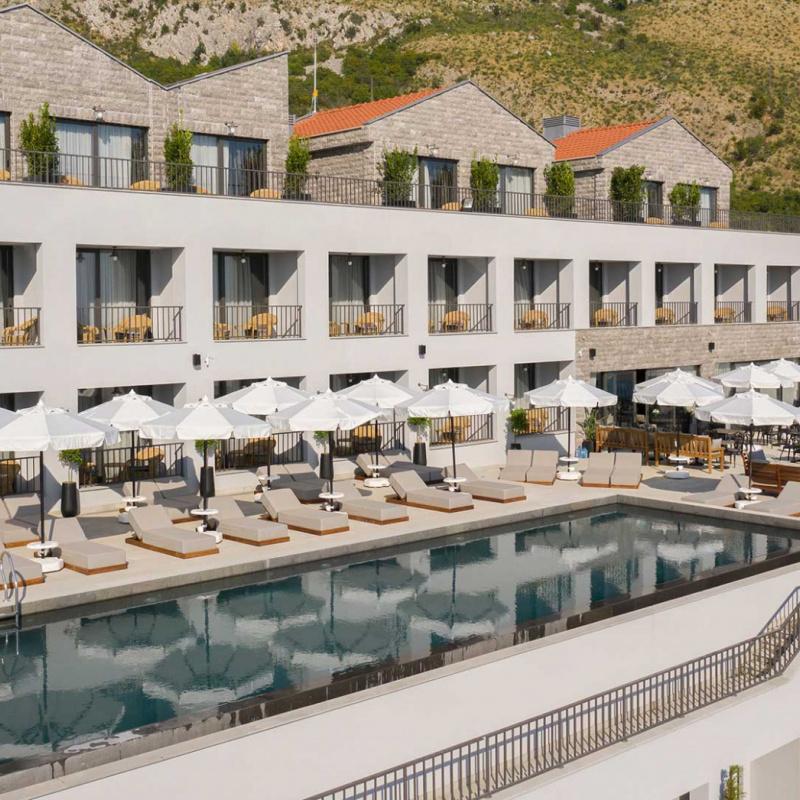 Hotel Vivid Blue 4*, Budva