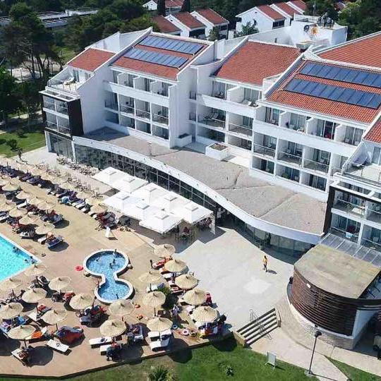 Hotel Otrant 4* - Ulcinj