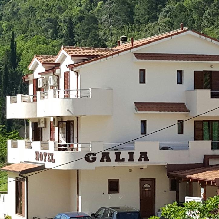 Hotel Galia 3* - Kotor