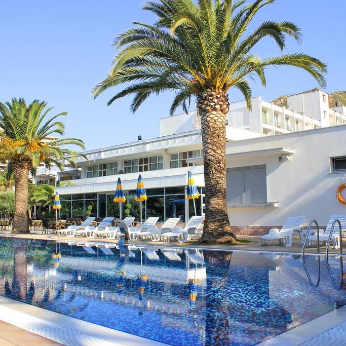 Hotel Montenegro 4* - Budva