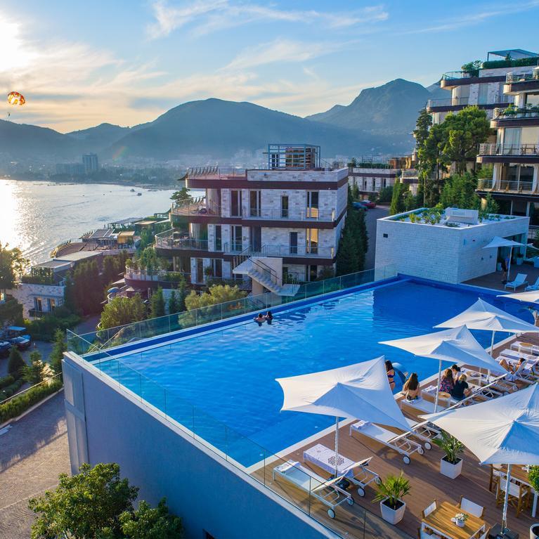 Dukley Hotel and Resort 5* - Budva