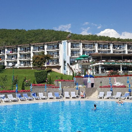 Hotel Makpetrol 4* - Struga