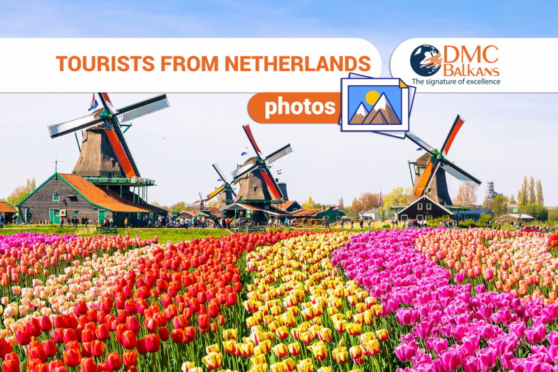 Tourists from The Netherlands