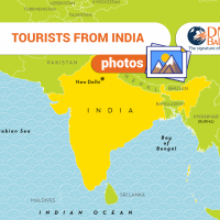 Tourists from India