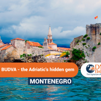 Budva -  the Adriatic's hidden gem