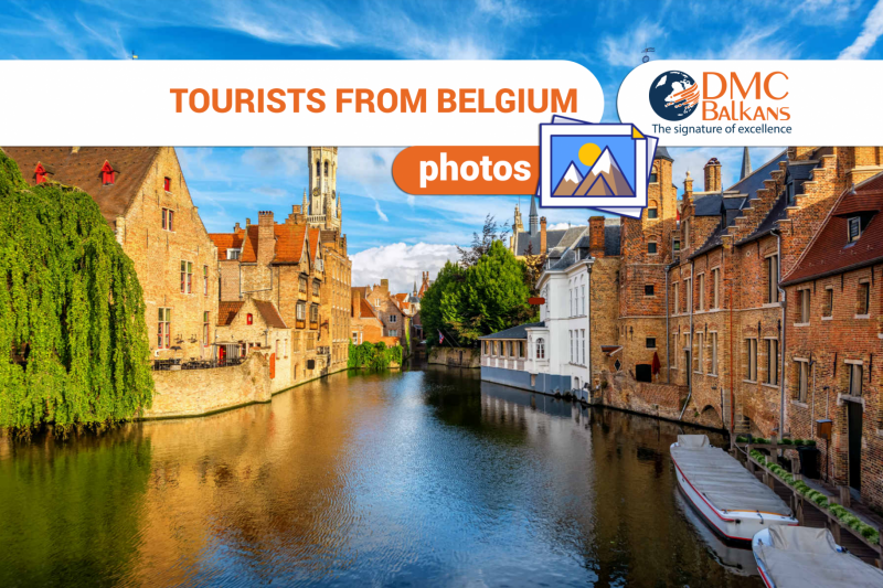 Tourists from Belgium